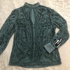 Designer Roberto cavalli silk blouse